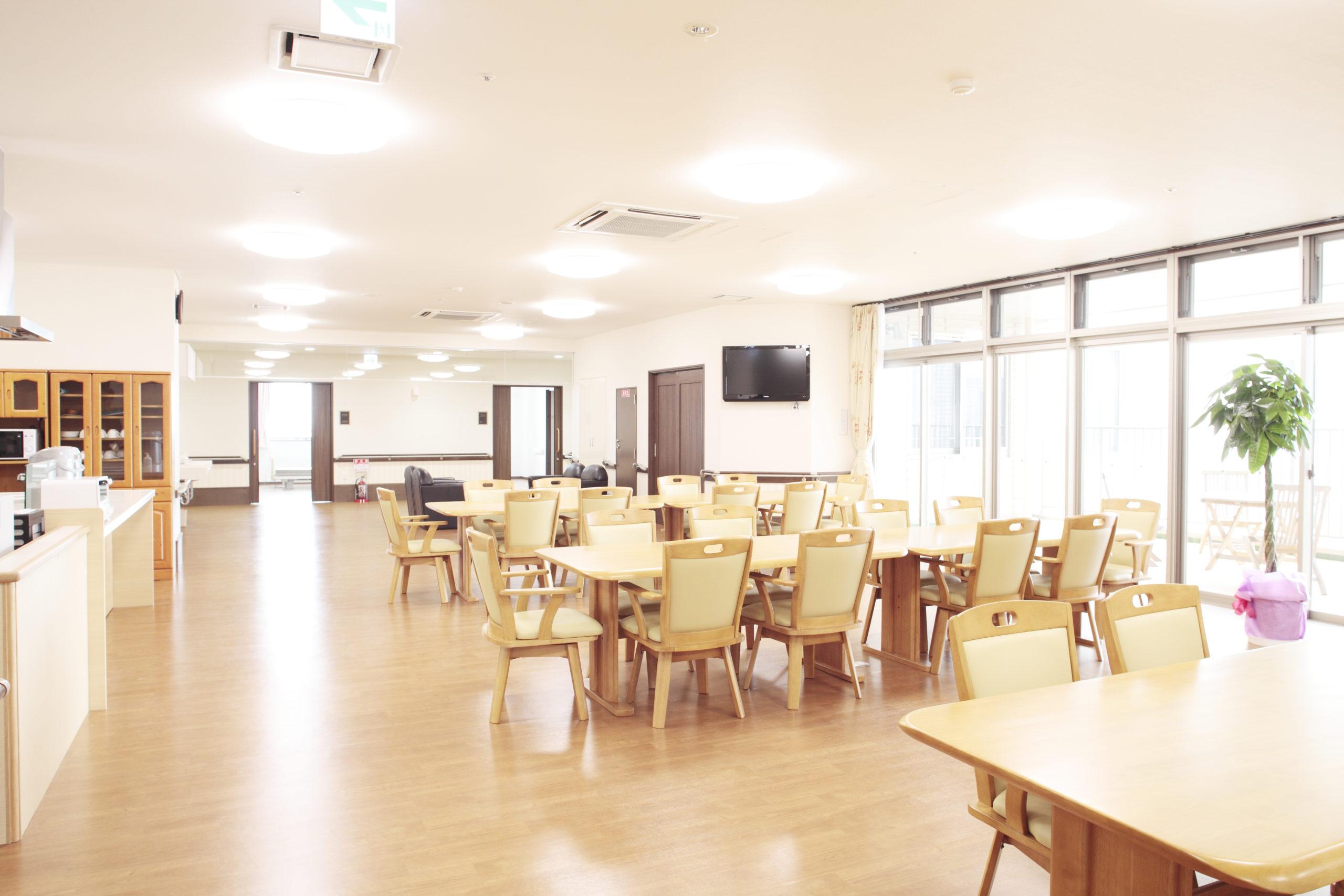 介護付有料老人ホーム (一般型特定施設入居者生活介護) ウェルハウスのぞみサンピア 別館3階